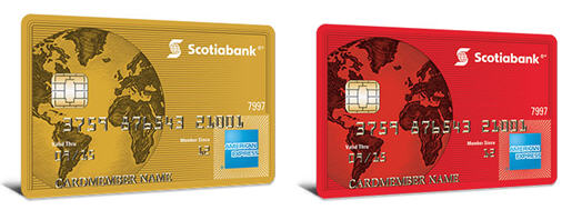 Scotiabank®* American Express® Card Suite_travel rewards