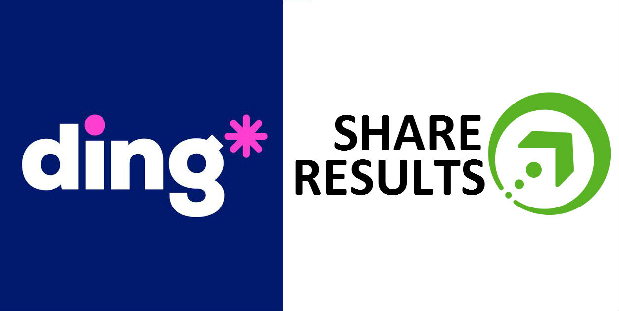 Ding Launches Expanded Affiliate Program with Share Results