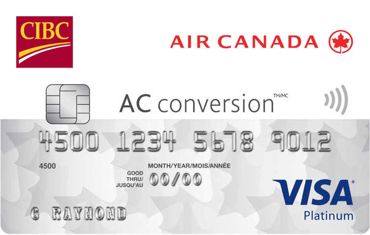 CIBC AC Conversion™ Card