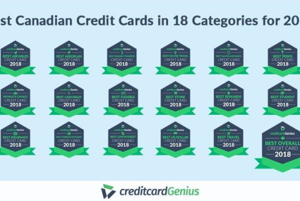 Creditcardgenius unveils best Canadian Credit Cards of 2018